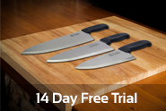 Knife Sharpening Free Trial