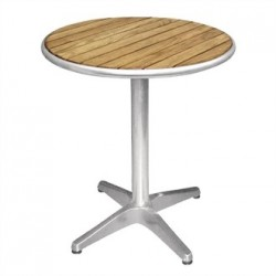 Ash Top Table Round 600mm