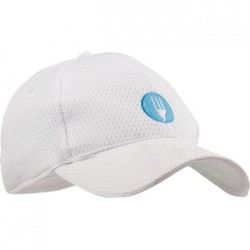 Chef Works Cool Vent Baseball Cap White