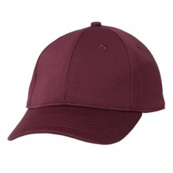 Chef Works Cool Vent Baseball Cap Merlot