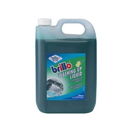 Brillo Washing Up Liquid 2 Pack