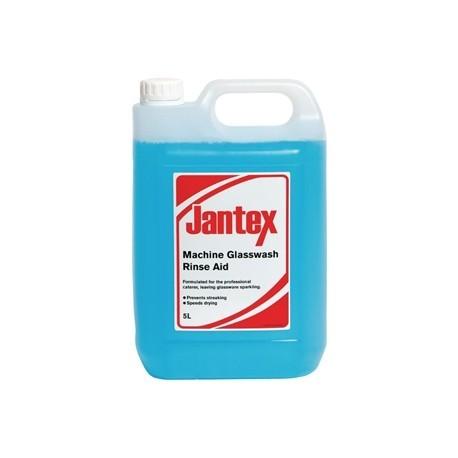 Jantex Glass Wash Rinse Aid