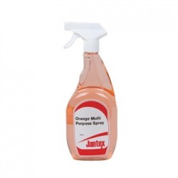 Jantex Orange Based Citrus Cleaner and Degreaser 6 x 750ml