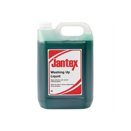 Jantex Washing Up Liquid 2 x 5Ltr
