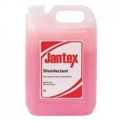 Jantex Dual Purpose Cleaner and Disinfectant 2 x 5 Ltr