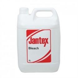 Jantex Sodium Hypochlorite Bleach 1 x 5Ltr