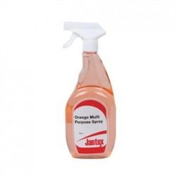 Jantex Multi Purpose Orange Based Citrus Cleaner and Degreaser 750ml