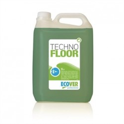 Ecover Techno Floor Cleaner 4 x 5Ltr