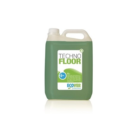 Ecover Techno Floor Cleaner 4 x 5Ltr