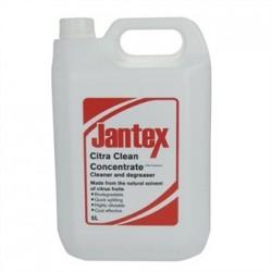 Jantex Orange Based Citrus Cleaner and Degreaser 5Ltr