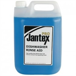 Jantex Pro Dishwasher Rinse Aid 5Ltr