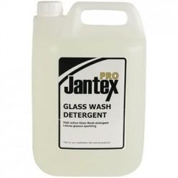 Jantex Pro Glass Wash Detergent 5Ltr