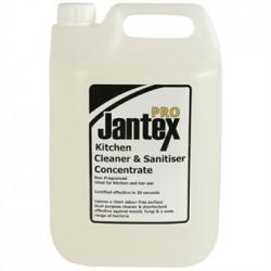 Jantex Pro Kitchen Cleaner and Sanitiser 5Ltr