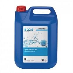 Winterhalter B22S Universal Dishwashing Rinse Aid 5Ltr