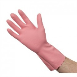 Jantex Household Glove Pink Small