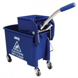 Jantex Bucket and Wringer Blue