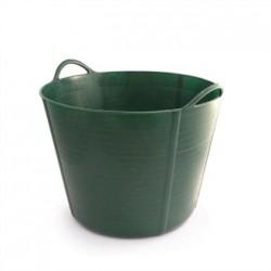 Green Plastic Trug 40Ltr