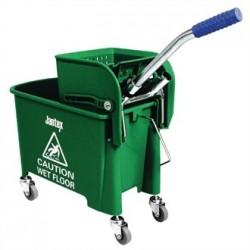 Jantex Bucket and Wringer Green