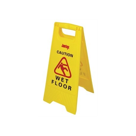 Jantex Wet Floor Safety Sign
