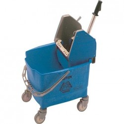Rubbermaid Mop Wringer and Bucket Blue