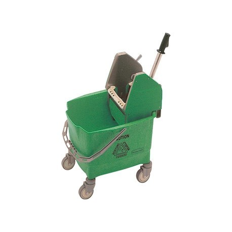 Rubbermaid Mop Wringer and Bucket Green