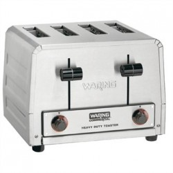 Waring Commercial 4 Slice Toaster WCT805K
