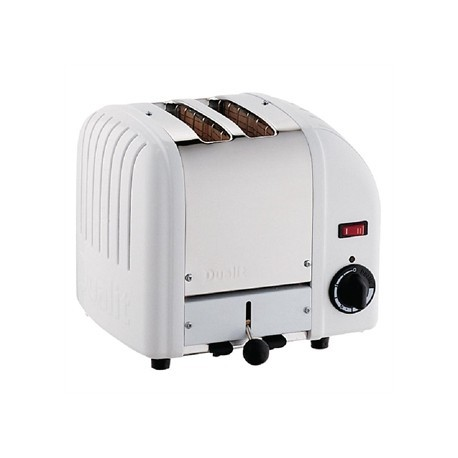 Dualit 2 Slice Vario Bread 2 Slice Toaster White 20248