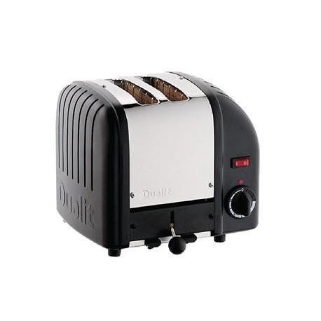 Dualit Vario 2 Slice Toaster Black 20237