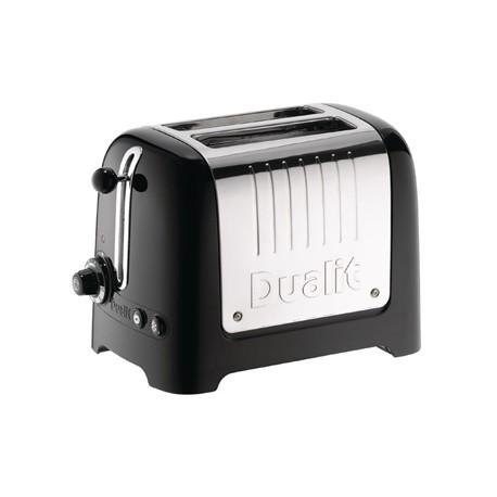 Dualit 2 Slice Lite Toaster Black 26205