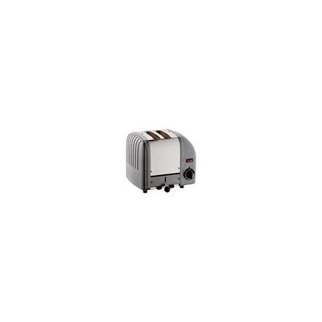 Dualit 2 Slice Vario Toaster Metallic Charcoal 20241