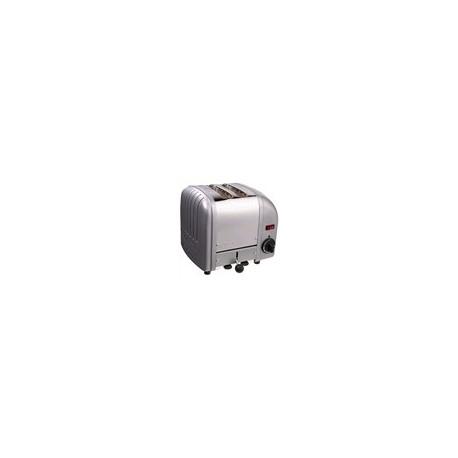 Dualit 2 Slice Vario Toaster Metallic Silver 20242