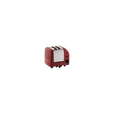 Dualit 2 Slice Vario Toaster Red 20246