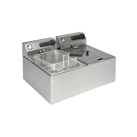 Parry Modular Countertop Double Tank Fryer 2001