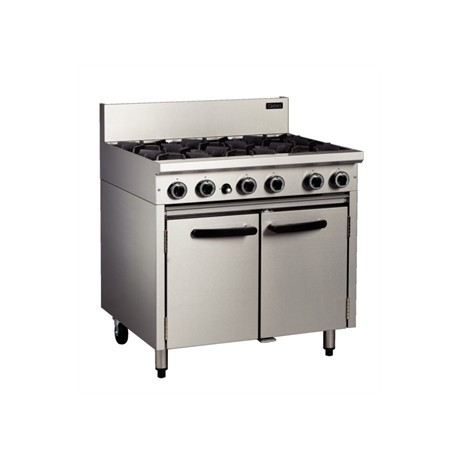 Blue Seal Cobra Natural Gas Oven Range CR9D-NAT