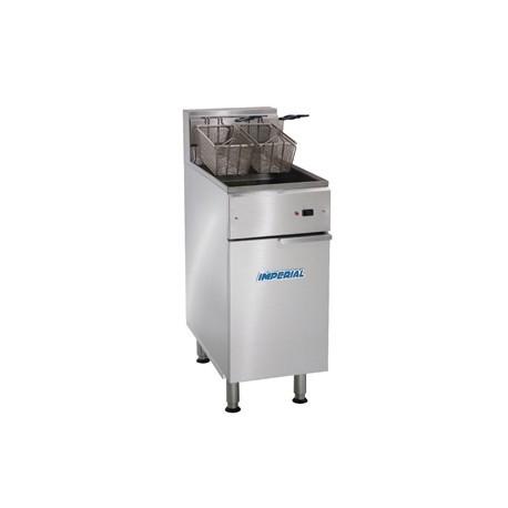 Imperial Floor Standing Electric Fryer IFS-40-E-LOE