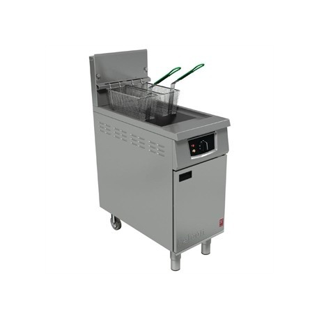 Falcon LPG Gas Fryer with Electric Filtration G401F
