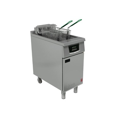 Falcon 400 Twin Basket Programmable Fryer E402