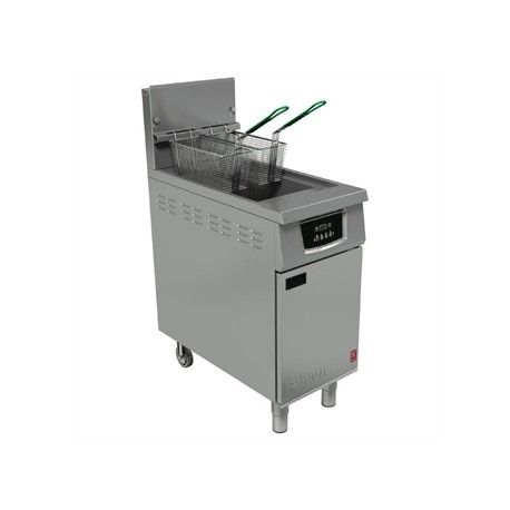 Falcon 400 Twin Basket Natural Gas Fryer G402F