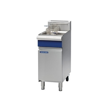 Blue Seal Freestanding Single Tank Fryer Natural Gas GT18
