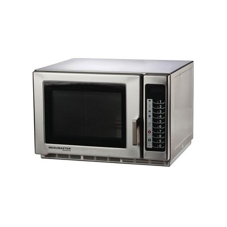Menumaster Large Capacity Microwave RFS518TS