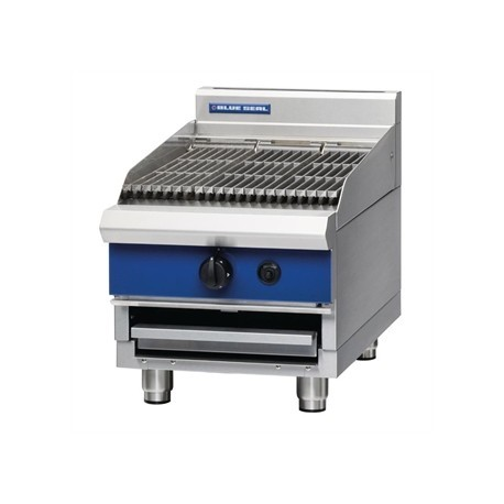 Blue Seal Countertop Chargrill LPG G593 B