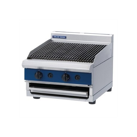 Blue Seal Countertop Chargrill LPG G594 B