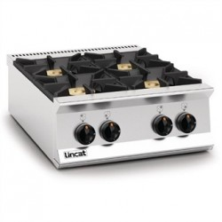 Lincat Opus 800 Natural Gas 4 Burner Boiling Top OG8003/N