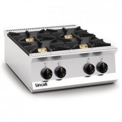 Lincat Opus 800 Propane Gas 4 Burner Boiling Top OG8003/P