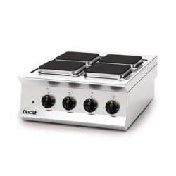 Lincat Opus 800 Electric 4 Plate Boiling Top OE8012