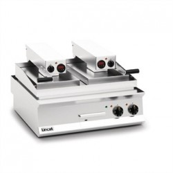 Lincat Opus 800 Ribbed Clam Griddle OE8210/R