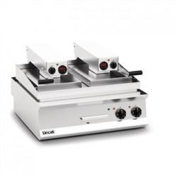 Lincat Opus 800 Half Ribbed Clam Griddle OE8210/FR
