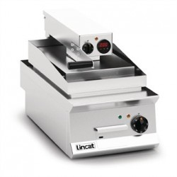 Lincat Opus 800 Ribbed Clam Griddle OE8211/R