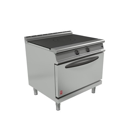 Falcon Dominator Plus Solid Top LPG Oven Range G3107D with Feet