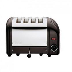 Dualit Bread Toaster 4 Slice Black 40344